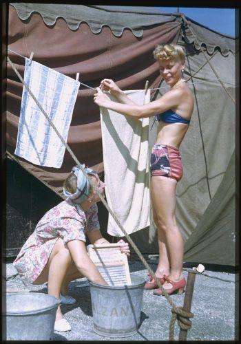 circus laundry