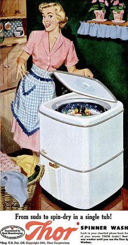 laundry machine photo